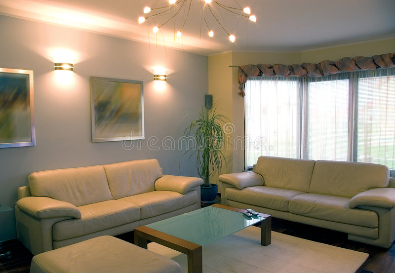 Download Modern Home Interior. Stock Photography - Image: 2416022