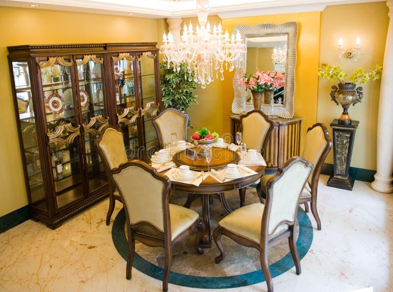 Modern home interiors royalty free stock photo