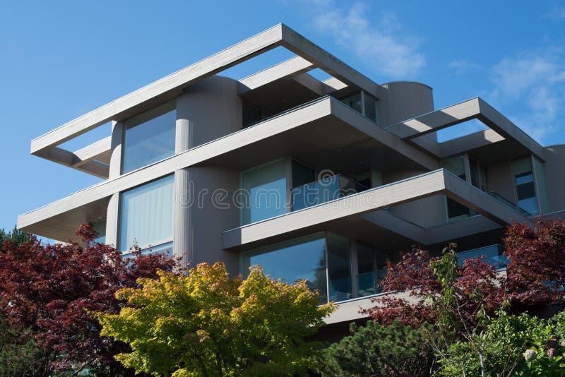 Modern Home royalty free stock photo
