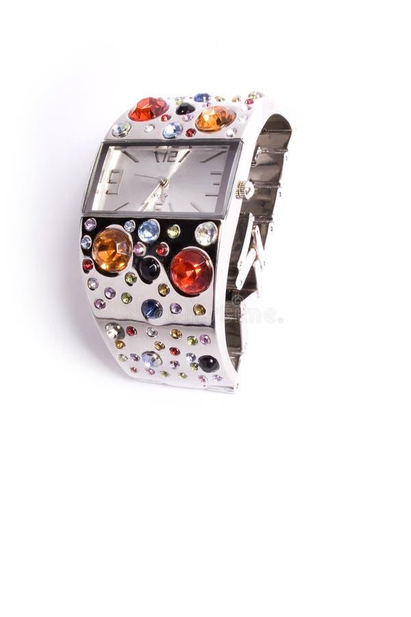 Modern horloge royalty-vrije stock fotografie