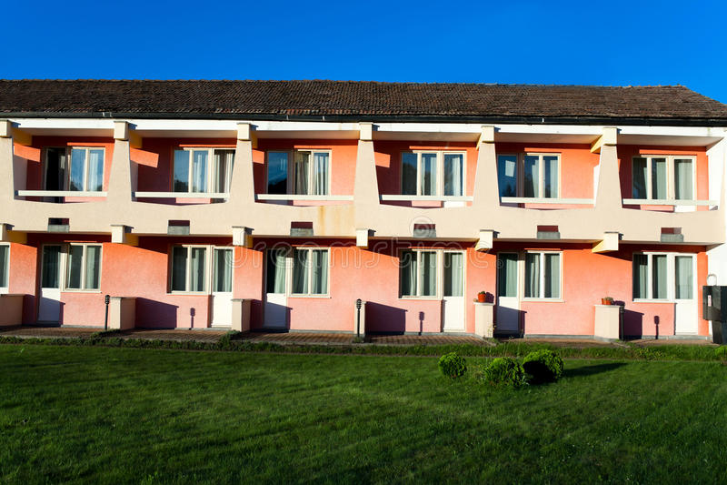 Download Modern hotel stock image. Image of motel, beautiful, rent - 23693955