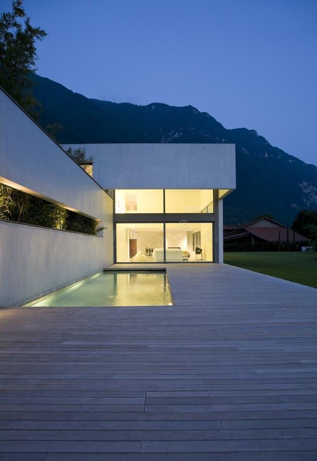Free Modern House Stock Photo - 11161130