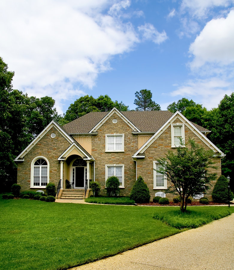 Download Modern House Stock Photos - Image: 5171873