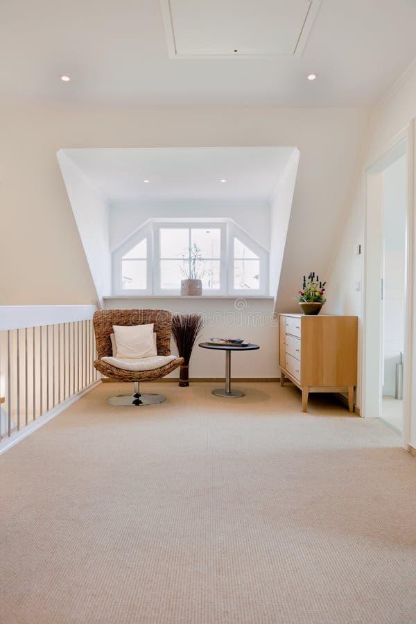 Download Modern house, living-room stock image. Image of floor - 18517043