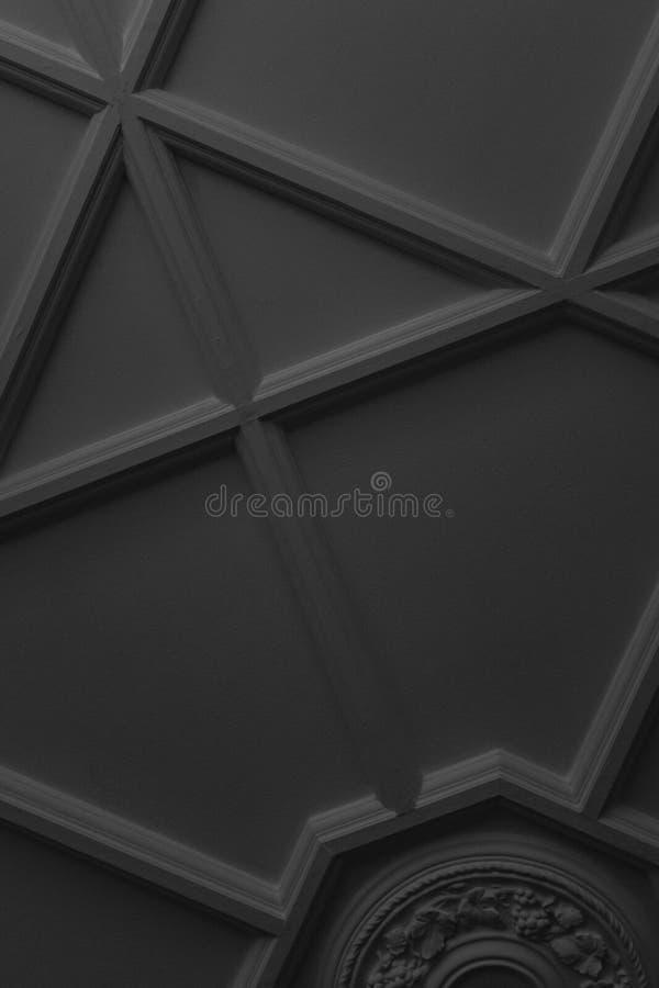 Modern house wall texture stock illustration