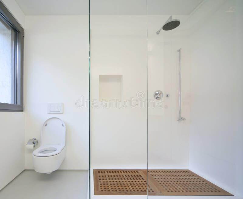 Modern huis royalty-vrije stock foto's