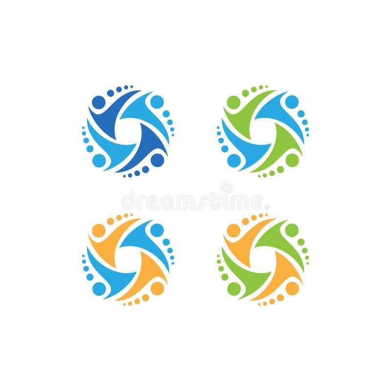 Modern Icon Design Logo, Vector, EPS 10 royalty free stock image