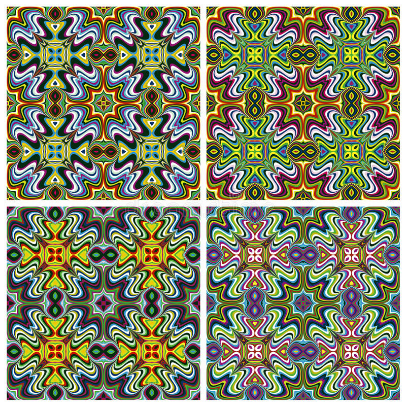 Download Modern Indian Textil Design Royalty Free Stock Photos - Image: 34526498