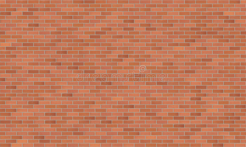 Modern Industrial Brick Wall Seamless Texture Stock Illustration Image 38300734
