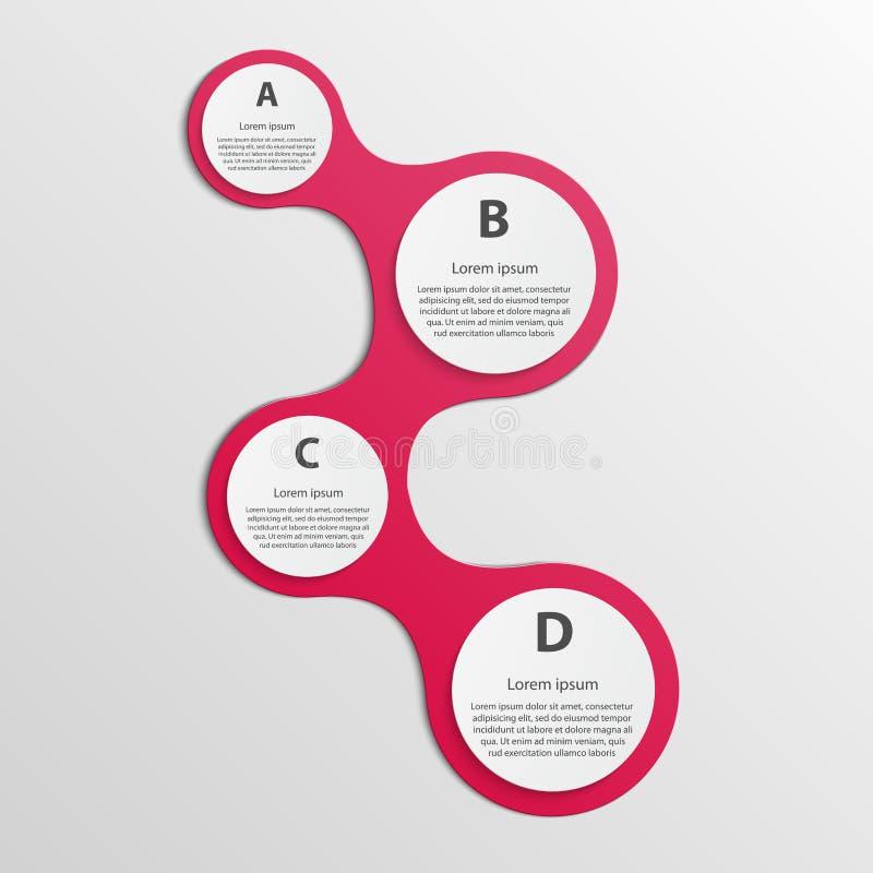 Modern Infographic. Design Elements. Stock Vector - Illustration of ...