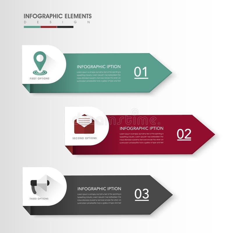 Modern infographic ontwerp vector illustratie