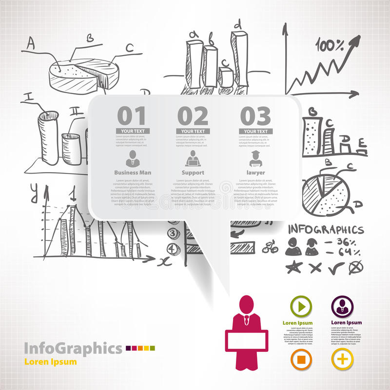 sketch infographic template - Acur.lunamedia.co