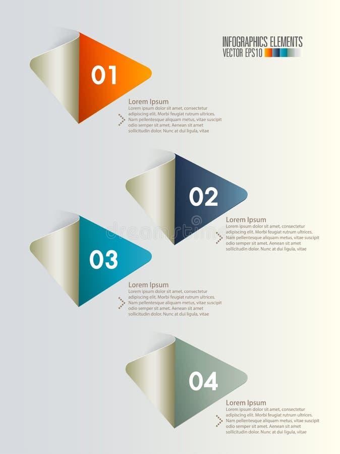Download Modern Infographicsmalplaatje Vector Illustratie - Illustratie bestaande uit mededeling, netwerk: 39104795