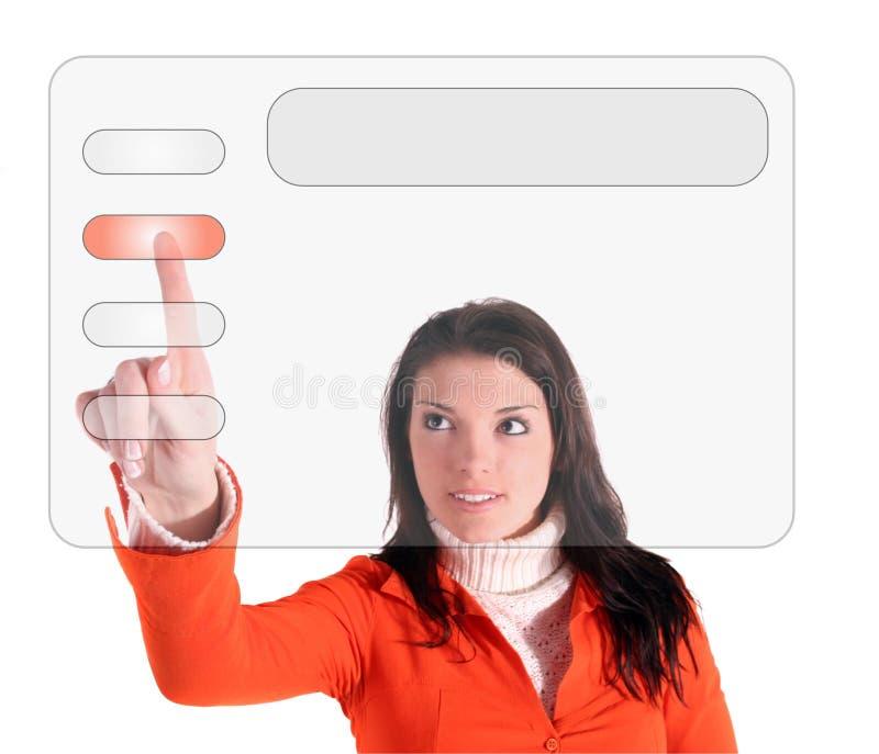 Download Modern interface stock image. Image of juvenile, futuristic - 7142529