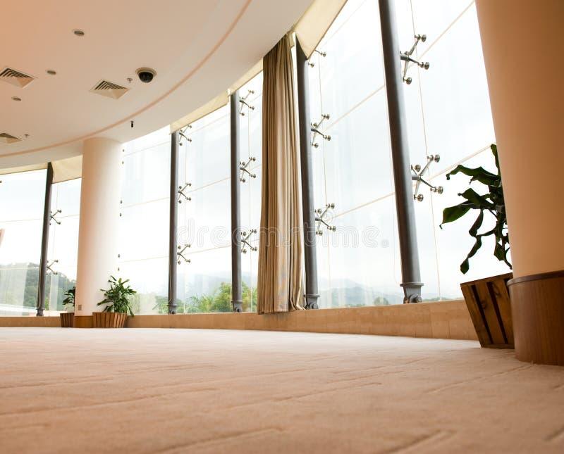 Modern interior arkivbild