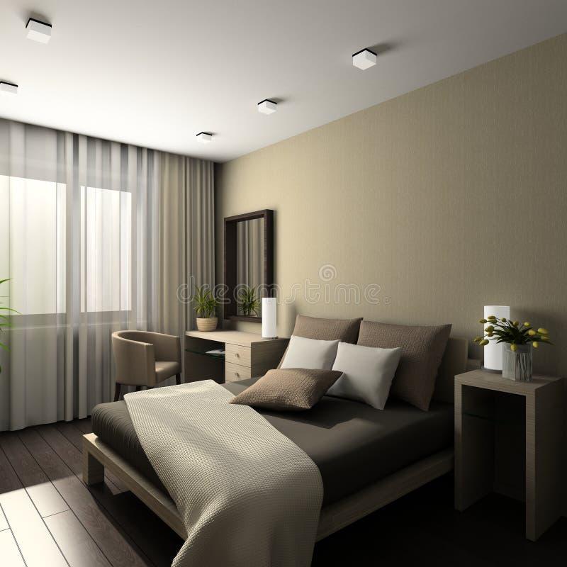Download Modern Interior. 3D Render Stock Photo - Image: 6244210