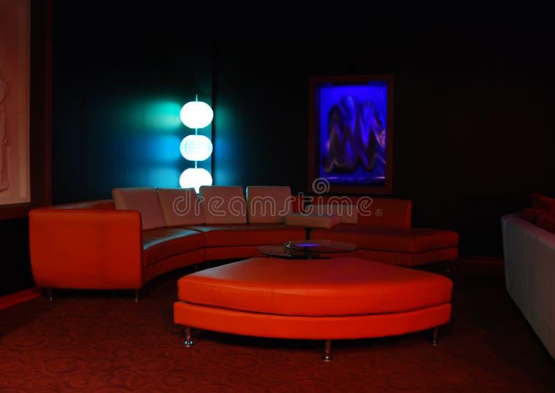 Download Modern Interior stock photo. Image of interior, dark, room - 4908412