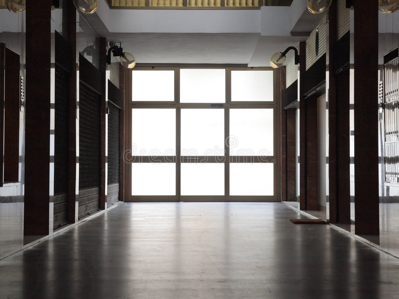 Download Modern interior design stock photo. Image of architecture - 5431028