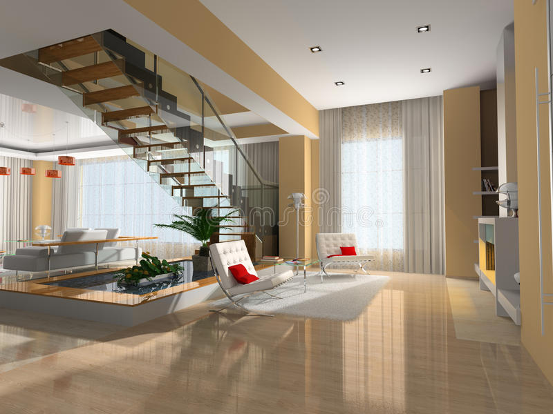Download Modern Interior Of The Room Stock Photos - Image: 9408483