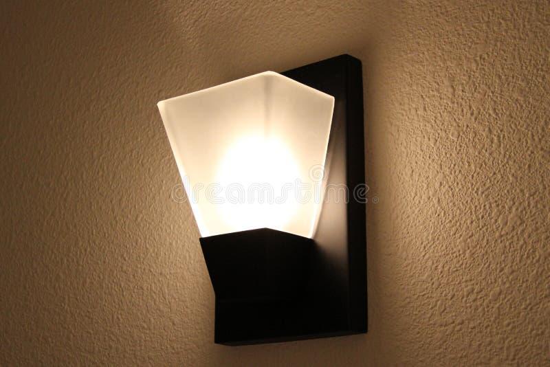 Modern interior wall light