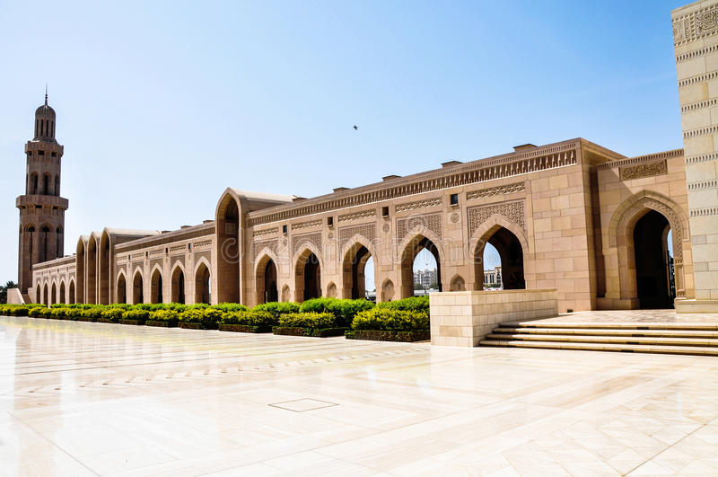 modern islamic architecture stock image image of evening famous