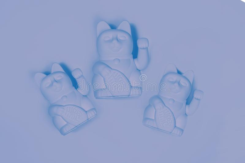 Chinese Lucky Cat Stock Images - Download 302 Royalty Free