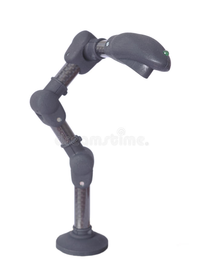 Modern joystick stock photography