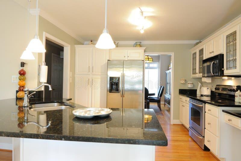 Download Modern kitchen stock image. Image of kitchen, furnishing - 18765759