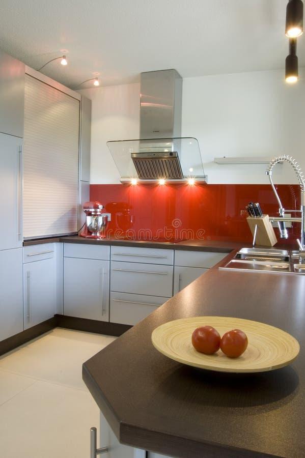 Download Modern Kitchen stock image. Image of appliances, design - 5225477