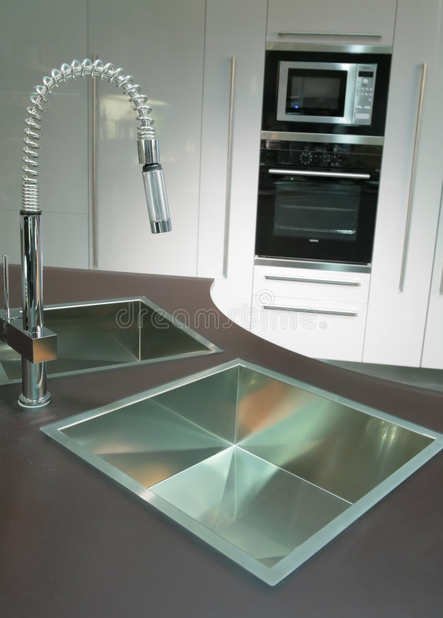 Download Modern Kitchen Stock Photos - Image: 5378183