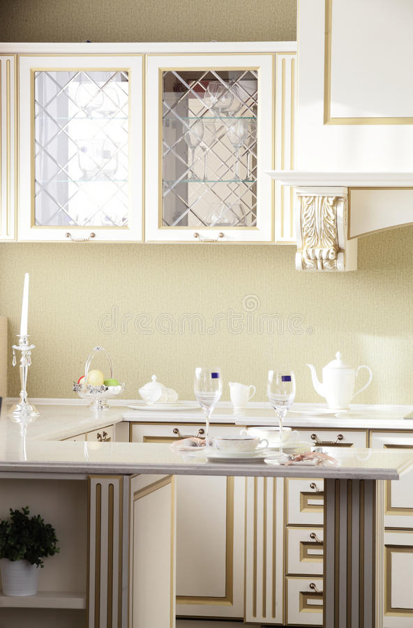 Download Modern Kitchen In European Style Stock Photo - Image: 29026744