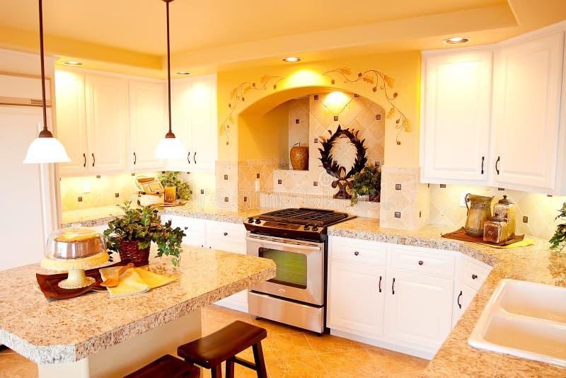 Download Modern kitchen interior stock image. Image of interior - 15065337