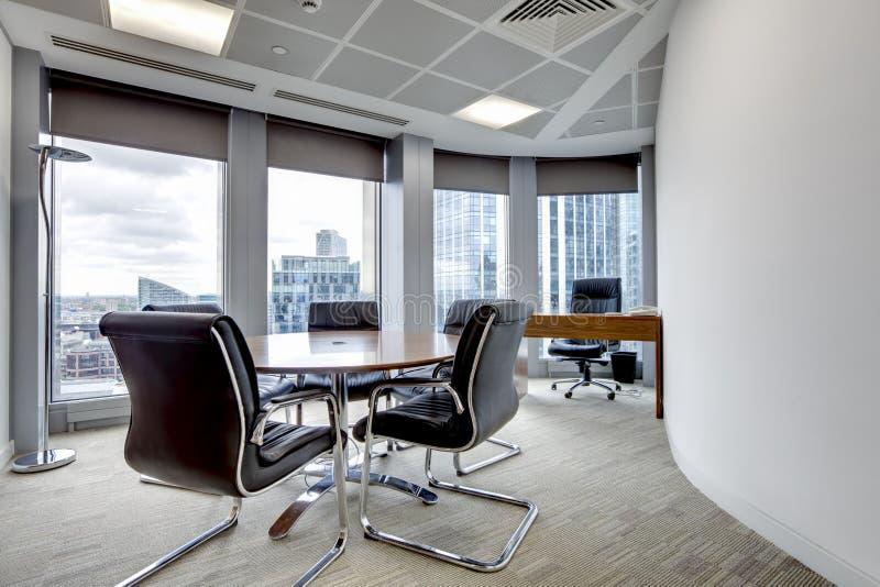 modern kontorslokal för inre möte arkivfoton
