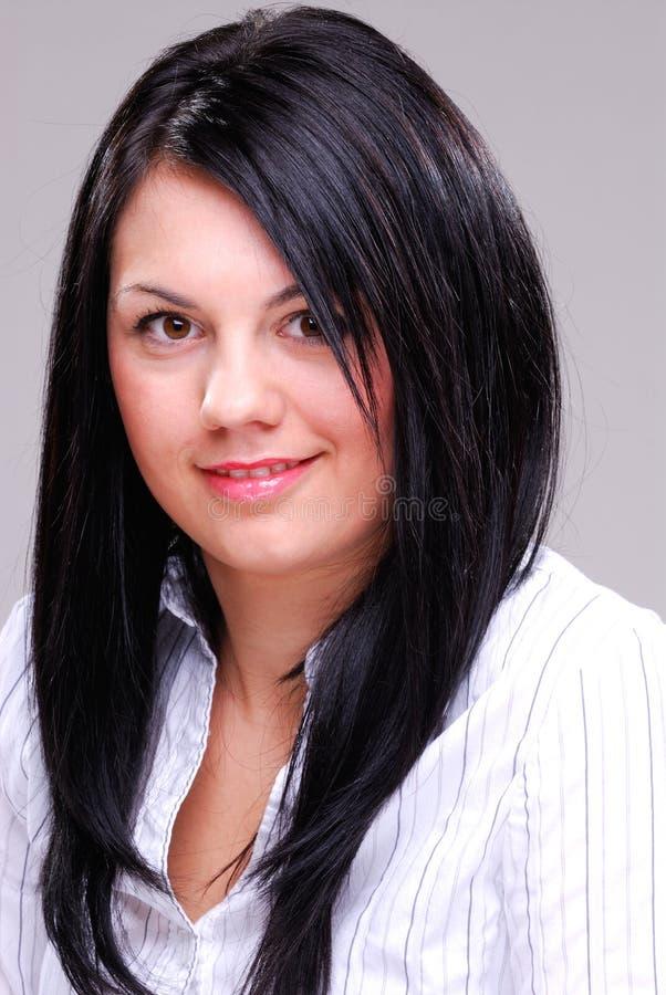 modern kvinna royaltyfri fotografi