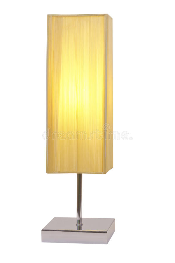 Modern Lamp Royalty Free Stock Image