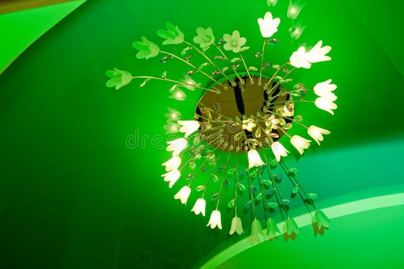 Modern Lamp royalty free stock photography