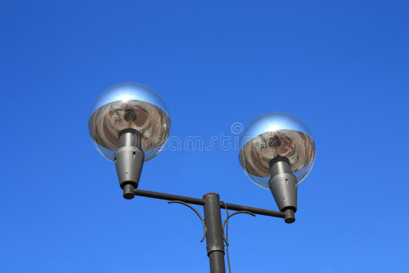 Modern Lantern Stock Photography