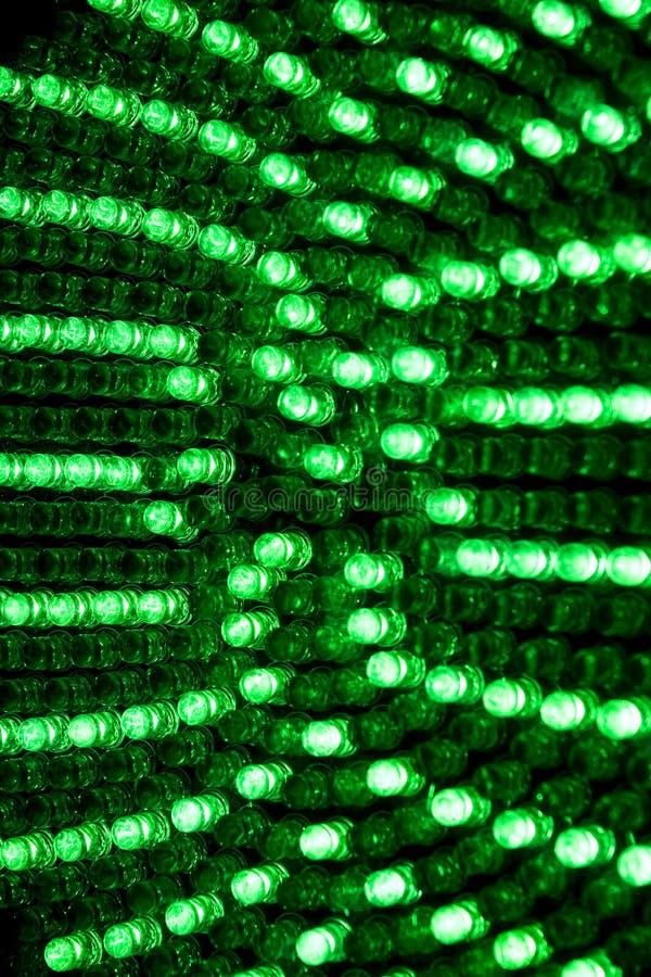 Modern LED closeup royalty free stock image