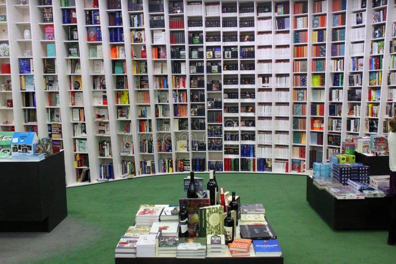 Modern library royalty free stock photos
