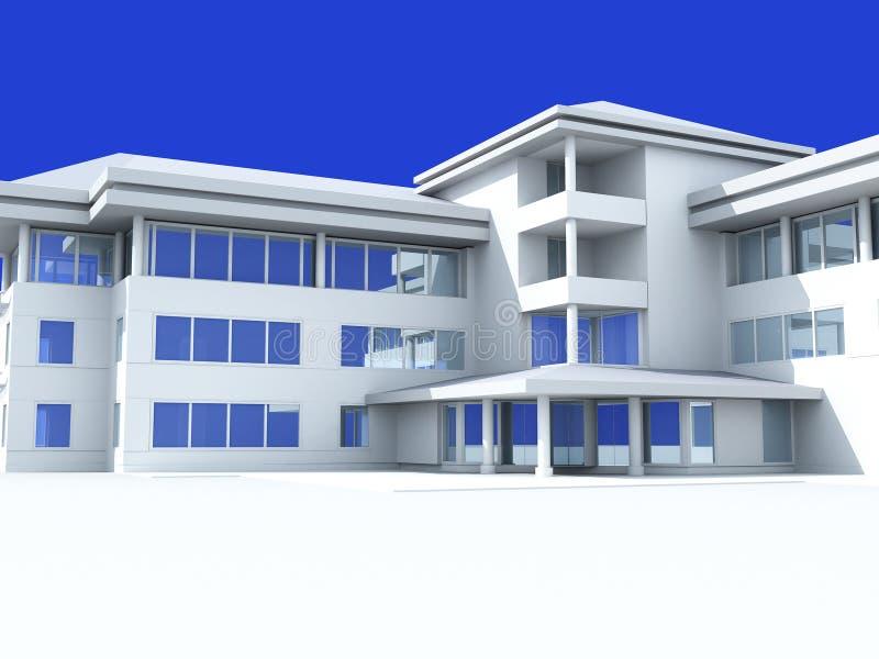 Download Modern Light Building Royalty Free Stock Image - Image: 19915246