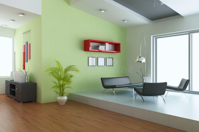 Download Modern Living Room Stock Image - Image: 16291071
