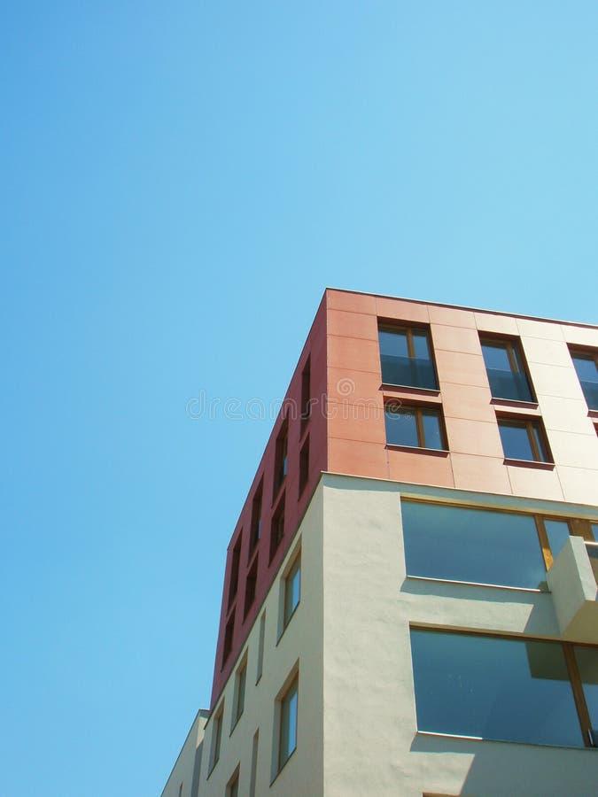Modern loft building stock images
