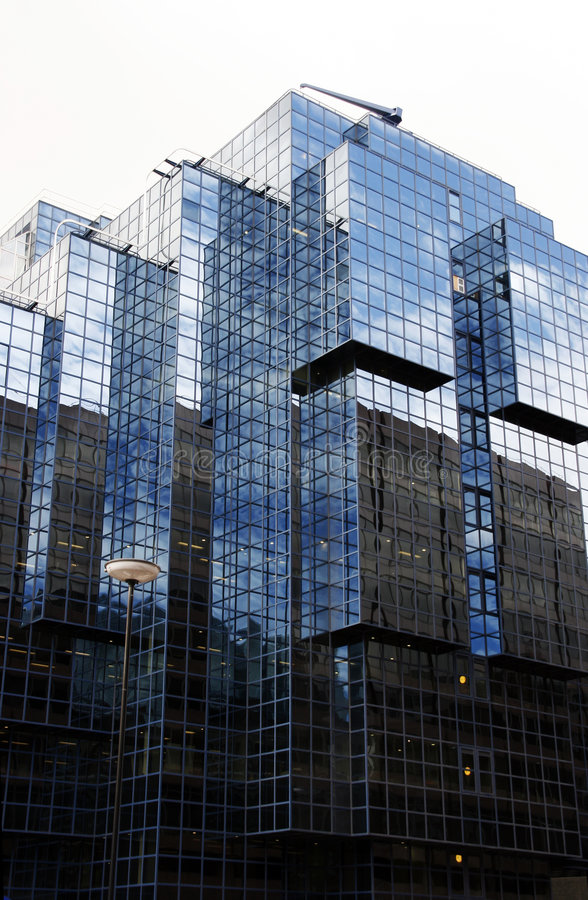 Modern London Architecture royalty free stock photos