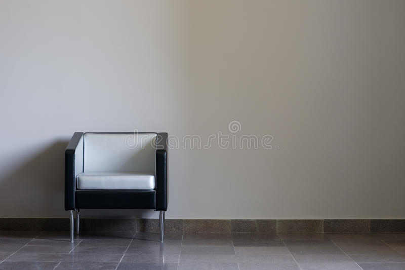 Download Modern lounge chair stock photo. Image of decoration - 19801820