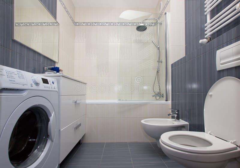 Download Modern luxury bathroom stock photo. Image of design, indoor - 26953074