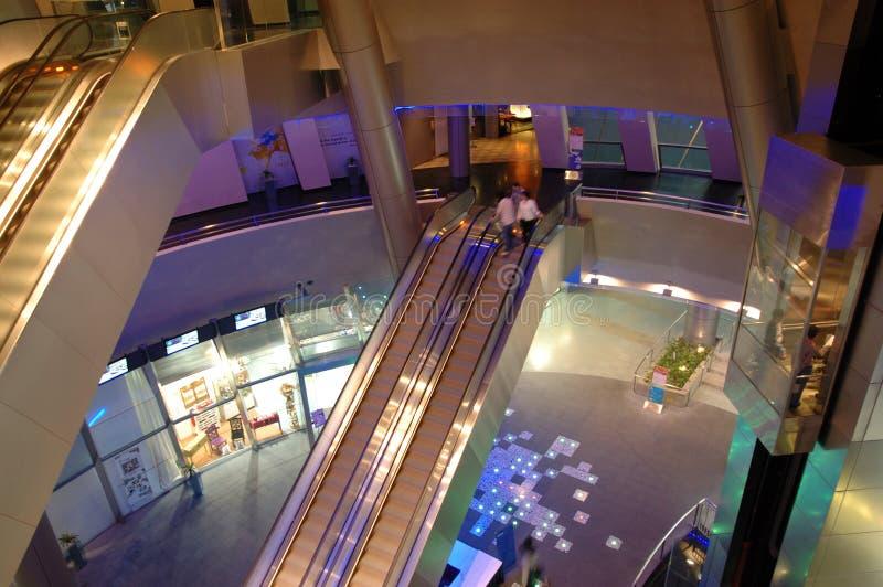 Download Modern mall interior stock photo. Image of design, mall - 1411456