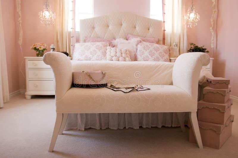 Download Modern master bedroom stock photo. Image of furniture - 3155790