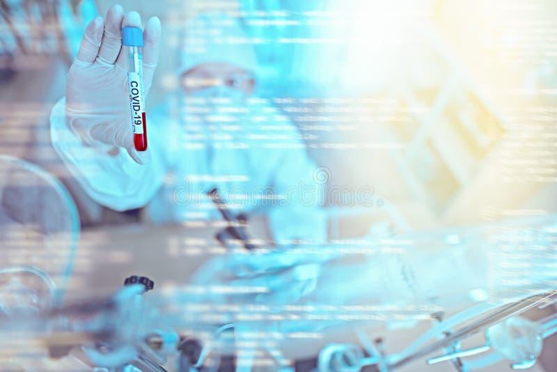 Modern medicinsk teknik arkivfoton