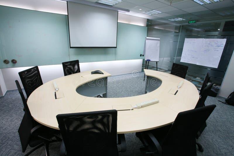 Modern Meeting room stock photo