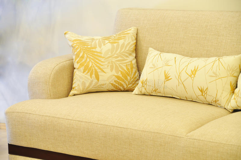 Modern meubilair stock foto